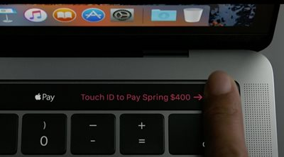 Touch ID και Mac