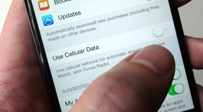 Μειώστε τη χρήση δεδομένων κινητής τηλεφωνίας στο iPhone (Μέρος 2ο)
