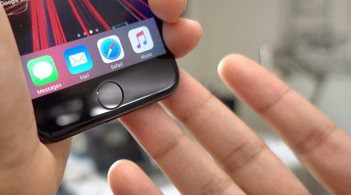 """Περισσότερα για το """"πλήκτρο"""" αφετηρίας στο iPhone 7"""