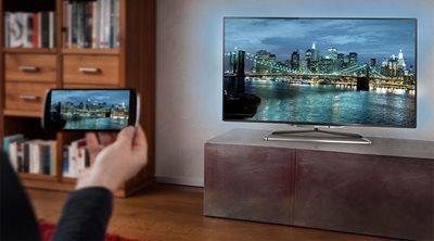 Τρόποι σύνδεσης του smartphone σας στην τηλεόραση