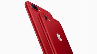 iPhone 7 & iPhone 7 Plus (PRODUCT) RED Special Edition