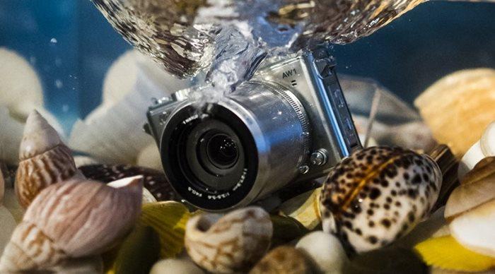 Υποβρύχιες φωτογραφικές μηχανές compact