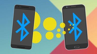 Μεταφορά εφαρμογών μεταξύ Android smartphones μέσω Bluetooth