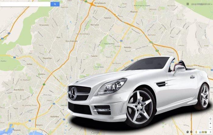 Βρείτε το δρόμο σας με το Google Maps